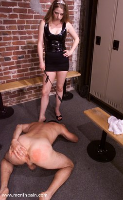Photo number 10 from Princess Kali and Wild Bill shot for Men In Pain on Kink.com. Featuring Wild Bill and Princess Kali in hardcore BDSM & Fetish porn.