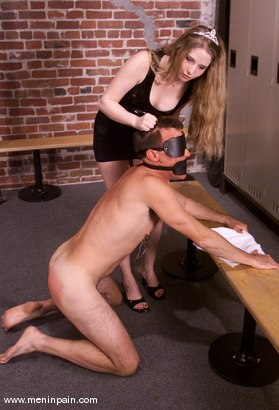 Photo number 13 from Princess Kali and Wild Bill shot for Men In Pain on Kink.com. Featuring Wild Bill and Princess Kali in hardcore BDSM & Fetish porn.