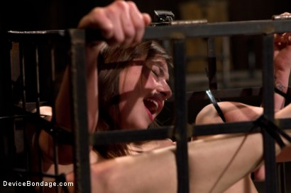 Photo number 14 from Breaking the Innocent shot for Device Bondage on Kink.com. Featuring Missy Minks in hardcore BDSM & Fetish porn.