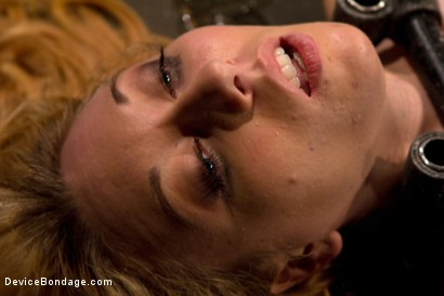 Photo number 6 from Hazing Emma - Trial of a Cunt that Could shot for Device Bondage on Kink.com. Featuring Emma Haize in hardcore BDSM & Fetish porn.