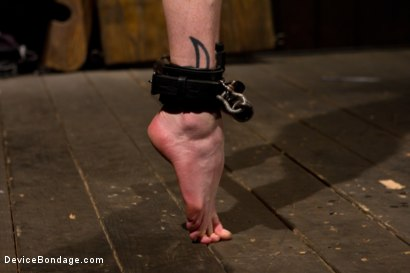 Photo number 3 from Your Suffering Is a Turn On. shot for Device Bondage on Kink.com. Featuring Scarlet Faux in hardcore BDSM & Fetish porn.