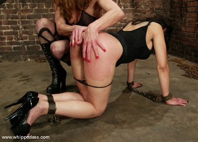 Photo number 4 from Kym Wilde and Alexa shot for Whipped Ass on Kink.com. Featuring Alexa and Kym Wilde in hardcore BDSM & Fetish porn.