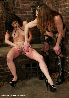 Photo number 10 from Kym Wilde and Alexa shot for Whipped Ass on Kink.com. Featuring Alexa and Kym Wilde in hardcore BDSM & Fetish porn.