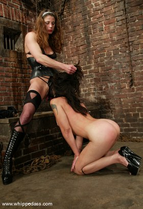 Photo number 9 from Kym Wilde and Alexa shot for Whipped Ass on Kink.com. Featuring Alexa and Kym Wilde in hardcore BDSM & Fetish porn.