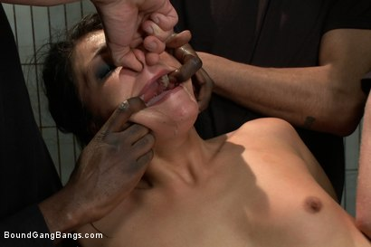 Photo number 1 from Jade's Fantasy shot for Bound Gang Bangs on Kink.com. Featuring Miss Jade Indica in hardcore BDSM & Fetish porn.