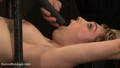 Photo number 1 from Super Slut  shot for Device Bondage on Kink.com. Featuring Lily LaBeau and James Deen in hardcore BDSM & Fetish porn.