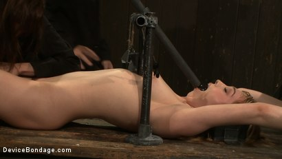 Photo number 12 from Super Slut  shot for Device Bondage on Kink.com. Featuring Lily LaBeau and James Deen in hardcore BDSM & Fetish porn.