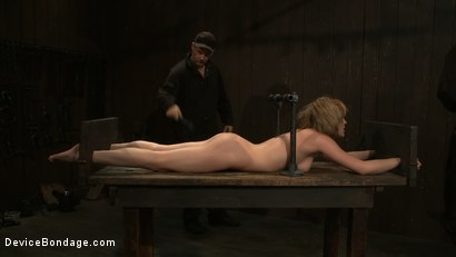 Photo number 13 from Super Slut  shot for Device Bondage on Kink.com. Featuring Lily LaBeau and James Deen in hardcore BDSM & Fetish porn.
