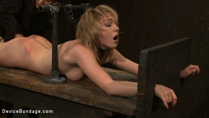 Photo number 14 from Super Slut  shot for Device Bondage on Kink.com. Featuring Lily LaBeau and James Deen in hardcore BDSM & Fetish porn.