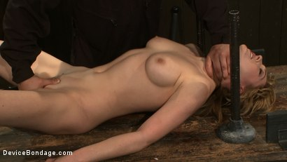 Photo number 3 from Super Slut  shot for Device Bondage on Kink.com. Featuring Lily LaBeau and James Deen in hardcore BDSM & Fetish porn.