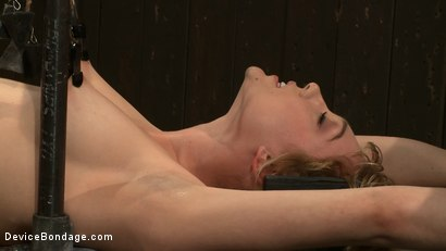 Photo number 6 from Super Slut  shot for Device Bondage on Kink.com. Featuring Lily LaBeau and James Deen in hardcore BDSM & Fetish porn.