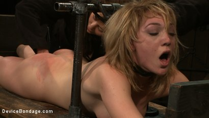 Photo number 7 from Super Slut  shot for Device Bondage on Kink.com. Featuring Lily LaBeau and James Deen in hardcore BDSM & Fetish porn.
