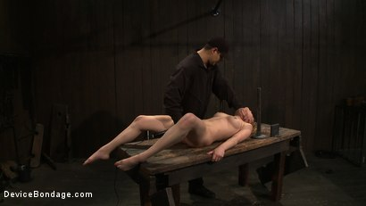 Photo number 11 from Super Slut  shot for Device Bondage on Kink.com. Featuring Lily LaBeau and James Deen in hardcore BDSM & Fetish porn.