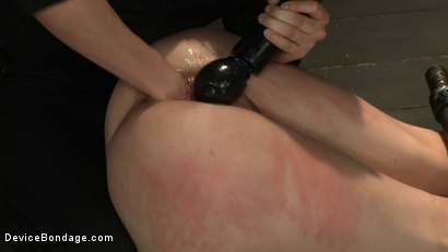 Photo number 14 from Super Slut 2: Fistful of Donna shot for Device Bondage on Kink.com. Featuring Lily LaBeau and James Deen in hardcore BDSM & Fetish porn.
