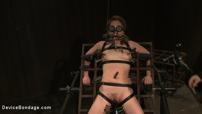 Photo number 15 from Super Slut 3: Revolving Intentions shot for Device Bondage on Kink.com. Featuring Lily LaBeau and James Deen in hardcore BDSM & Fetish porn.