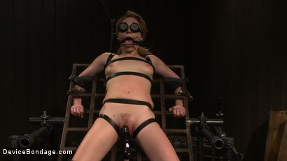 Photo number 10 from Super Slut 3: Revolving Intentions shot for Device Bondage on Kink.com. Featuring Lily LaBeau and James Deen in hardcore BDSM & Fetish porn.