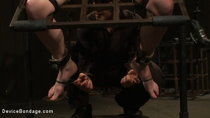 Photo number 13 from Super Slut 3: Revolving Intentions shot for Device Bondage on Kink.com. Featuring Lily LaBeau and James Deen in hardcore BDSM & Fetish porn.