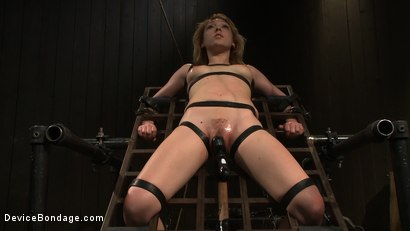 Photo number 7 from Super Slut 3: Revolving Intentions shot for Device Bondage on Kink.com. Featuring Lily LaBeau and James Deen in hardcore BDSM & Fetish porn.