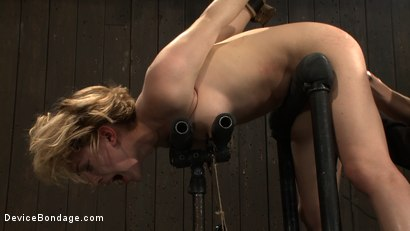 Photo number 5 from Super Slut 4: Holes A Plenty shot for Device Bondage on Kink.com. Featuring Lily LaBeau and James Deen in hardcore BDSM & Fetish porn.
