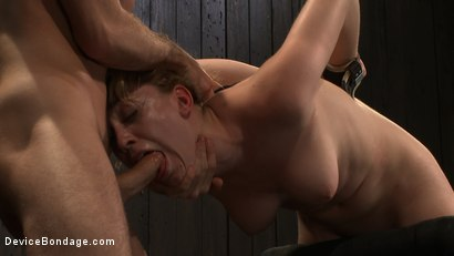 Photo number 1 from Super Slut 4: Holes A Plenty shot for Device Bondage on Kink.com. Featuring Lily LaBeau and James Deen in hardcore BDSM & Fetish porn.