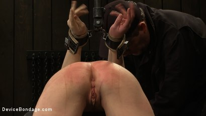 Photo number 12 from Super Slut 4: Holes A Plenty shot for Device Bondage on Kink.com. Featuring Lily LaBeau and James Deen in hardcore BDSM & Fetish porn.