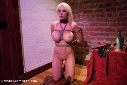 Photo number 14 from Tales of a Submissive Housewife shot for Sex And Submission on Kink.com. Featuring Mark Davis and Candy Manson in hardcore BDSM & Fetish porn.