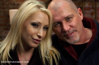 Photo number 15 from Tales of a Submissive Housewife shot for Sex And Submission on Kink.com. Featuring Mark Davis and Candy Manson in hardcore BDSM & Fetish porn.