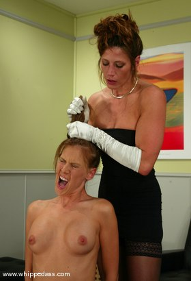 Photo number 10 from Kym Wilde and Audrey Leigh shot for whippedass on Kink.com. Featuring Kym Wilde and Audrey Leigh in hardcore BDSM & Fetish porn.