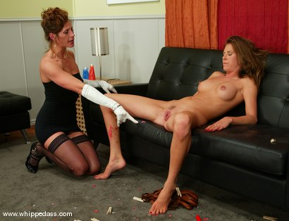 Photo number 9 from Kym Wilde and Audrey Leigh shot for whippedass on Kink.com. Featuring Kym Wilde and Audrey Leigh in hardcore BDSM & Fetish porn.