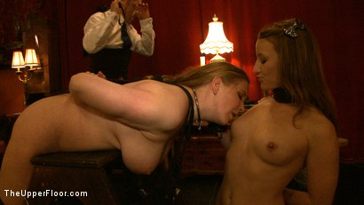 Photo number 10 from Stefanos' Brunch shot for The Upper Floor on Kink.com. Featuring Jessie Cox, Kait Snow, Nerine Mechanique and Maestro Stefanos in hardcore BDSM & Fetish porn.