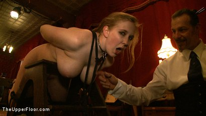 Photo number 11 from Stefanos' Brunch shot for The Upper Floor on Kink.com. Featuring Jessie Cox, Kait Snow, Nerine Mechanique and Maestro Stefanos in hardcore BDSM & Fetish porn.