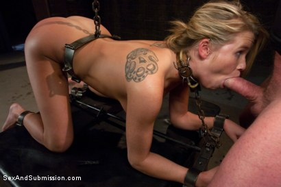 Photo number 10 from Fresh Meat: Aiden Aspen shot for Sex And Submission on Kink.com. Featuring Mark Davis and Aiden Aspen in hardcore BDSM & Fetish porn.