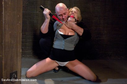 Photo number 2 from Fresh Meat: Aiden Aspen shot for Sex And Submission on Kink.com. Featuring Mark Davis and Aiden Aspen in hardcore BDSM & Fetish porn.