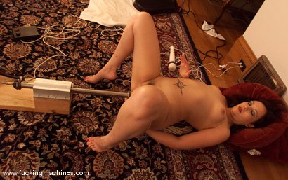 Photo number 4 from Kitty shot for Fucking Machines on Kink.com. Featuring Kitty in hardcore BDSM & Fetish porn.