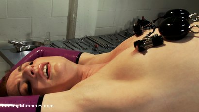 Photo number 6 from Alien Laboratory and Sci-Fi Machine Fucking shot for Fucking Machines on Kink.com. Featuring Audrey Lords in hardcore BDSM & Fetish porn.