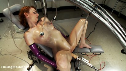 Sci Fi Alien Laboratory Machine Fucking And#4