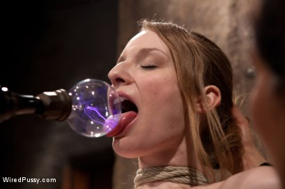Photo number 12 from Isis Love Torments Innocent Sub with Electricity shot for Wired Pussy on Kink.com. Featuring Ela Darling and Isis Love in hardcore BDSM & Fetish porn.