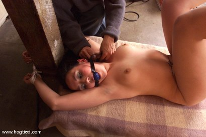 Photo number 2 from Kitty shot for Hogtied on Kink.com. Featuring Kitty in hardcore BDSM & Fetish porn.