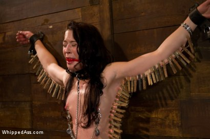 Photo number 1 from First time fisting, check. First anal orgasm, check. shot for Whipped Ass on Kink.com. Featuring Aiden Starr and Cheyenne Jewel in hardcore BDSM & Fetish porn.