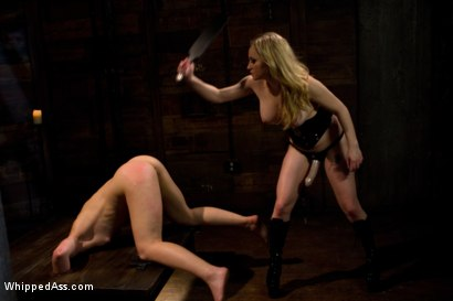 Photo number 10 from First time fisting, check. First anal orgasm, check. shot for Whipped Ass on Kink.com. Featuring Aiden Starr and Cheyenne Jewel in hardcore BDSM & Fetish porn.