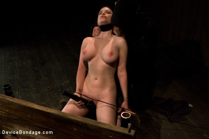 Photo number 10 from Curvy broad suffers for orgasms then strung up by hair suspension. shot for Device Bondage on Kink.com. Featuring Sybil Hawthorne in hardcore BDSM & Fetish porn.