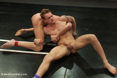 Photo number 9 from Trent Diesel vs Gavin Waters shot for Naked Kombat on Kink.com. Featuring Gavin Waters and Trent Diesel in hardcore BDSM & Fetish porn.