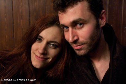 Photo number 15 from Gentlemen's Club Audition shot for Sex And Submission on Kink.com. Featuring James Deen and Iona Grace in hardcore BDSM & Fetish porn.