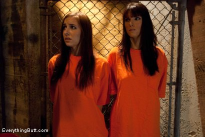 Photo number 1 from Anal Inmates shot for Everything Butt on Kink.com. Featuring Ashli  Orion, Steve Holmes and Jennifer Dark in hardcore BDSM & Fetish porn.