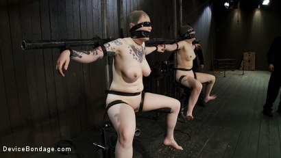 Photo number 11 from Vulnerable pain slut pussy get pulverized by the meanest machines around. shot for Device Bondage on Kink.com. Featuring Juliette March and Ruby Reaper in hardcore BDSM & Fetish porn.
