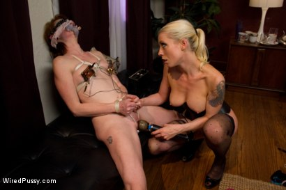 Photo number 6 from Dirty Panties shot for Wired Pussy on Kink.com. Featuring Lorelei Lee and Audrey Lords in hardcore BDSM & Fetish porn.