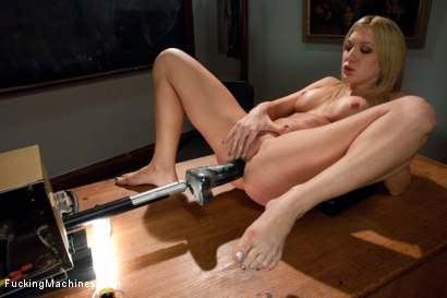 Photo number 9 from In In IN: Driving the Machines Deep Into Her Every Hole shot for Fucking Machines on Kink.com. Featuring Amy Brooke in hardcore BDSM & Fetish porn.