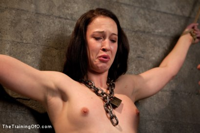 Photo number 1 from Day 3 - sparky and muscles  shot for The Training Of O on Kink.com. Featuring Cheyenne Jewel and Sparky Sin Claire in hardcore BDSM & Fetish porn.