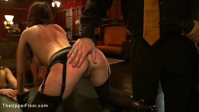 Photo number 11 from Service Day: Pain Processing shot for The Upper Floor on Kink.com. Featuring Jessie Cox, Kait Snow and Iona Grace in hardcore BDSM & Fetish porn.