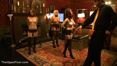 Photo number 7 from Service Day: Pain Processing shot for The Upper Floor on Kink.com. Featuring Jessie Cox, Kait Snow and Iona Grace in hardcore BDSM & Fetish porn.